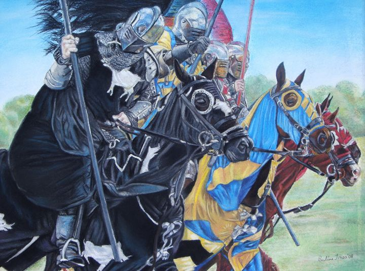 The Knights Of The Forest Festival - pauline jones