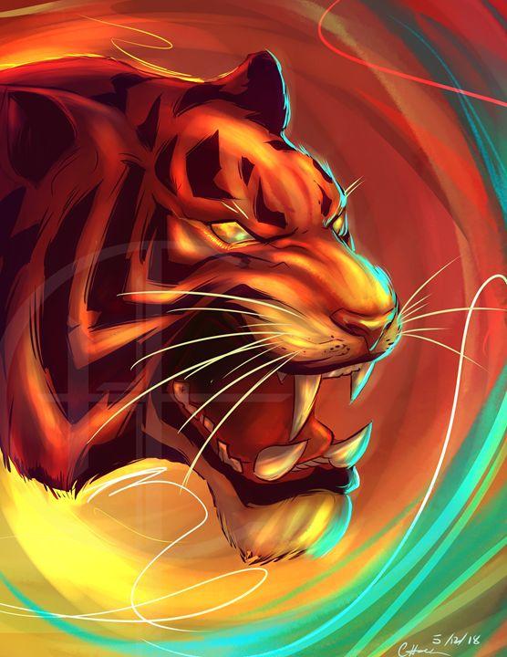 Tiger_vision - Hawknestdesigns