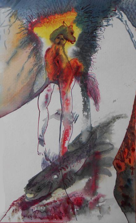 Human & Animal - Roy_all Art Gallery