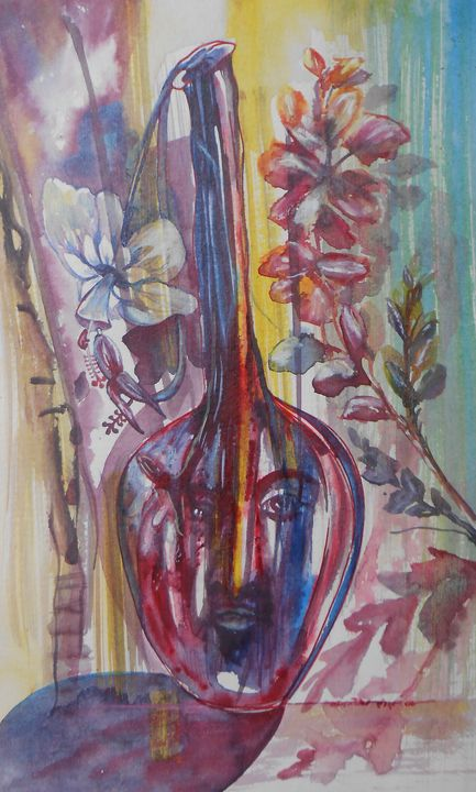 Visual Vase - Roy_all Art Gallery