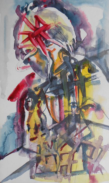 Cazy Color - Roy_all Art Gallery