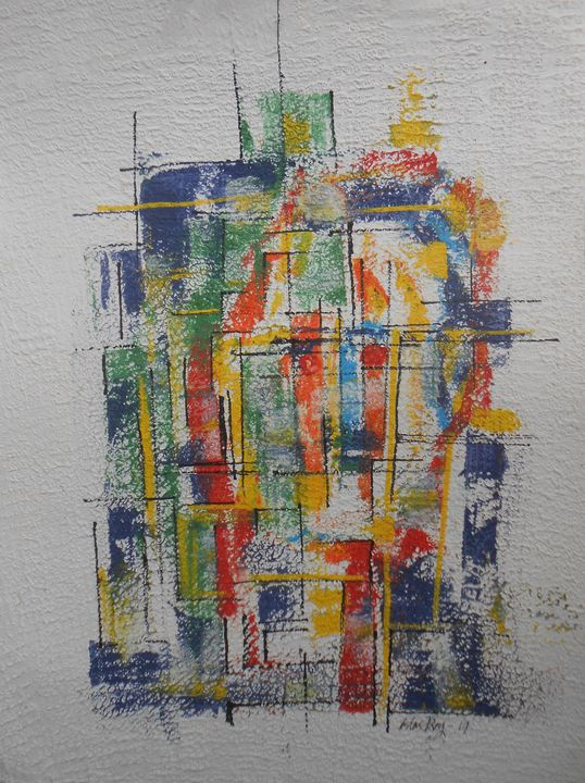 Color compossition - Roy_all Art Gallery