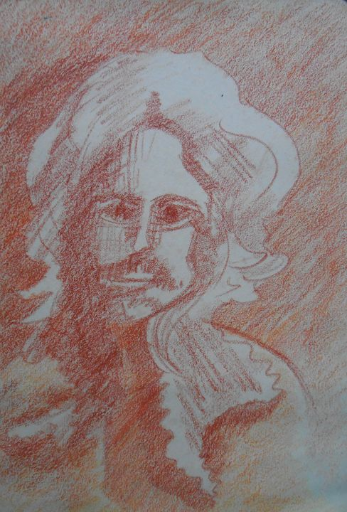 Abstract potrait - Roy_all Art Gallery