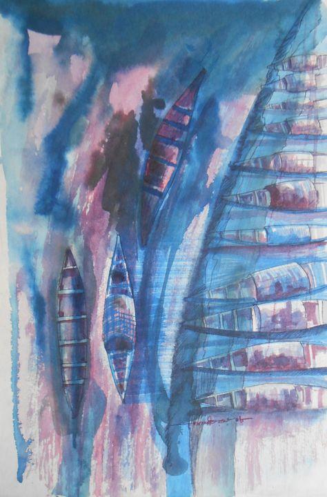 Boat - Roy_all Art Gallery