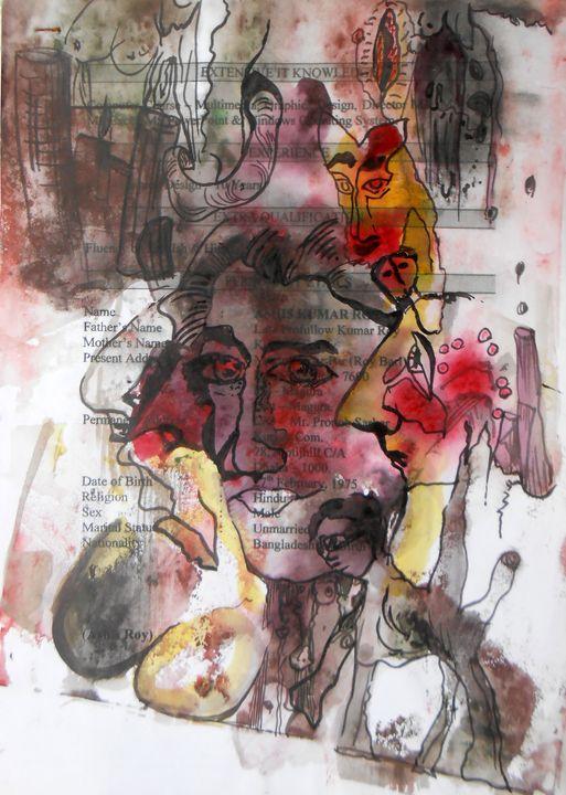Human Genaration - Roy_all Art Gallery