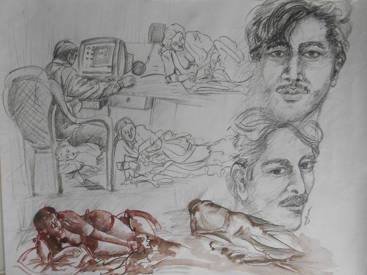 My work - Roy_all Art Gallery