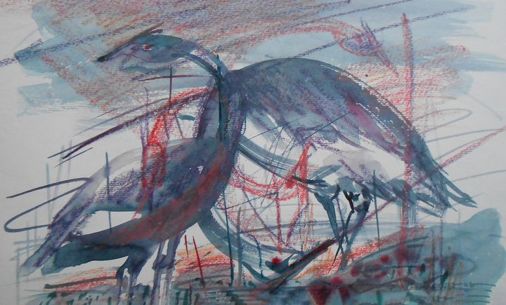 Crane - Roy_all Art Gallery