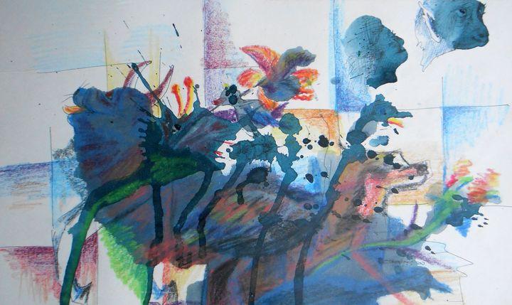 Horrore Head - Roy_all Art Gallery