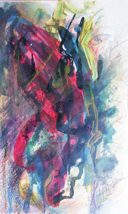 Black face - Roy_all Art Gallery