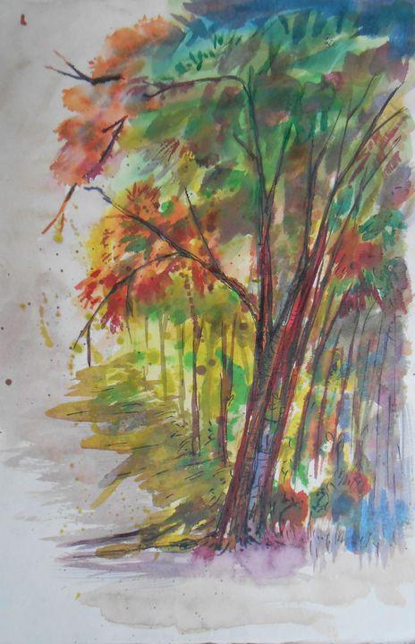 Color full world - Roy_all Art Gallery