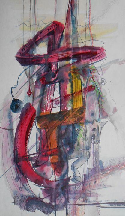 My Horse power - Roy_all Art Gallery