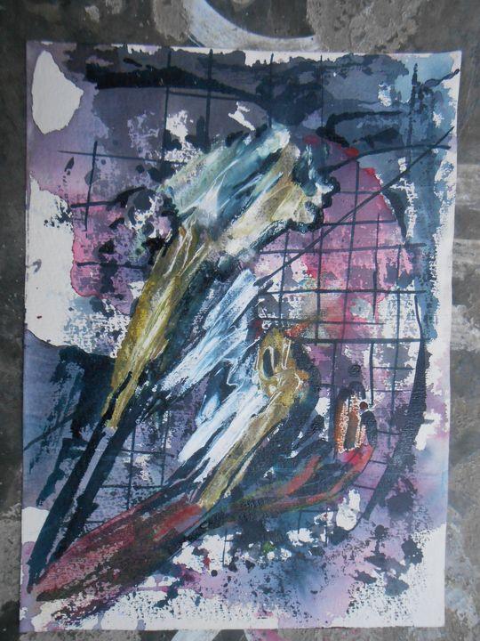 Cople of Bird - Roy_all Art Gallery