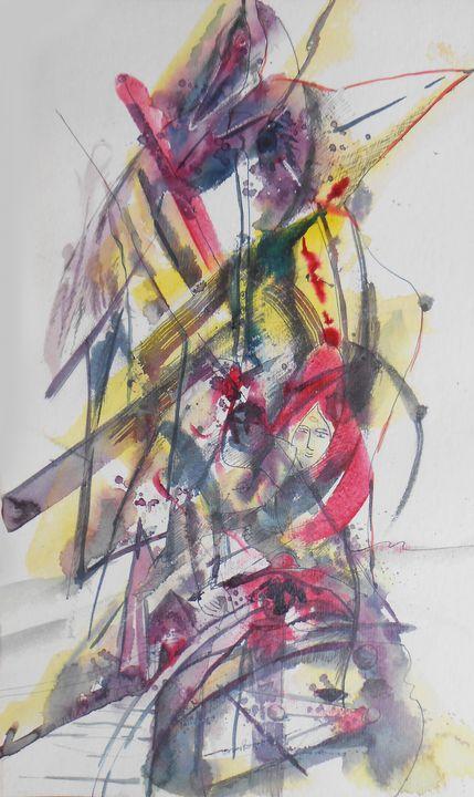 Hidden Face - Roy_all Art Gallery