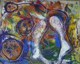 Original Oil/Tempera Painting