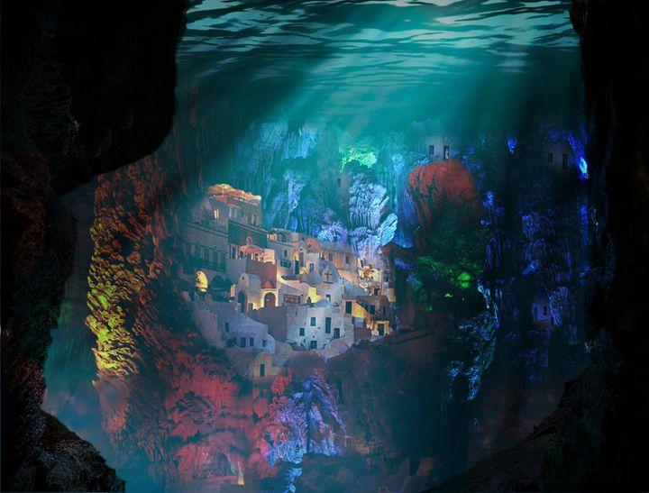 Under Water City - Meli Mel