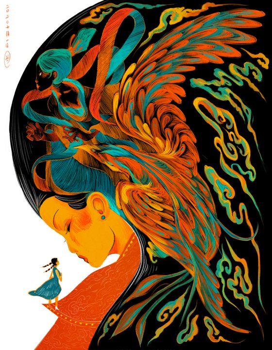 Motherhood | by Mulan Fu - Mulan Fu