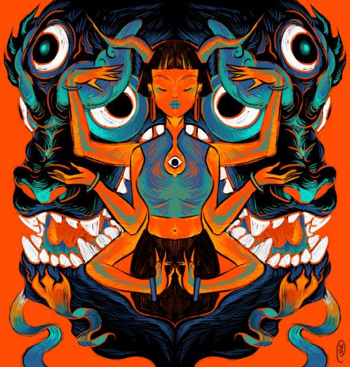 Animus | by Mulan Fu - Mulan Fu