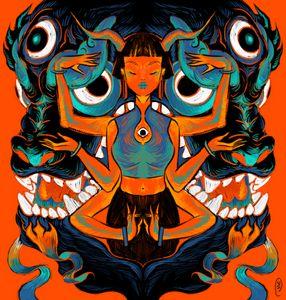 Animus | by Mulan Fu