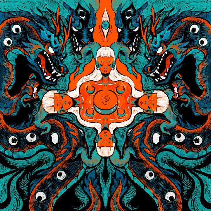 Compass | by Mulan Fu - Mulan Fu