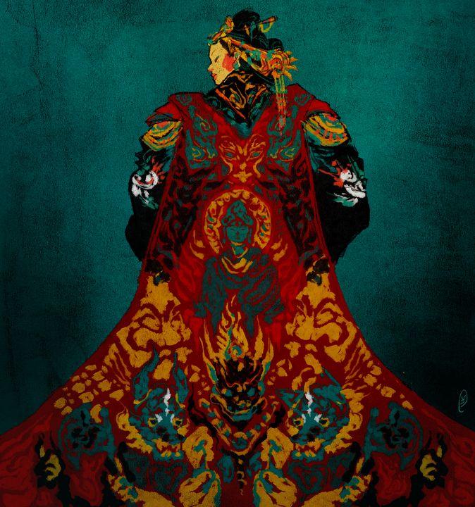 Empress   by Mulan Fu - Mulan Fu
