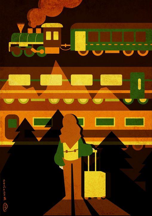 Journey 3 | by Mulan Fu - Mulan Fu