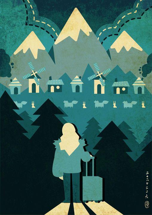 Journey 2 | by Mulan Fu - Mulan Fu