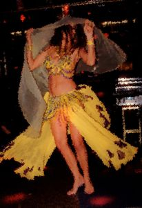 Belly Dancer In Antwerp Belgium