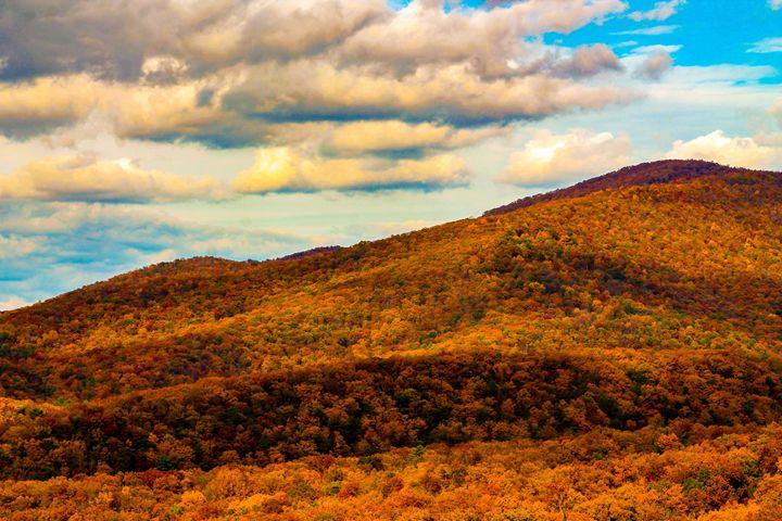 Fall Mountains - Justin Davis