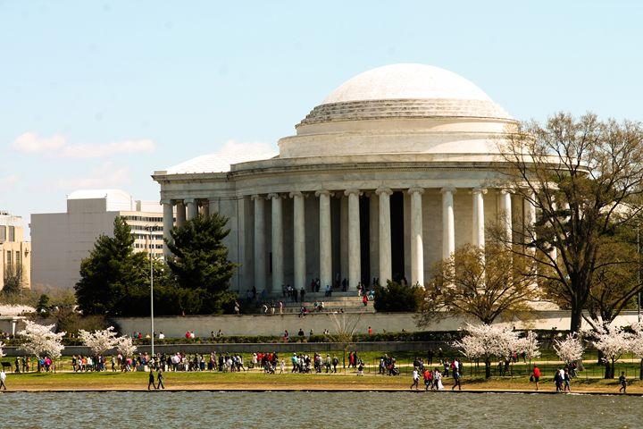 Jefferson Memorial - Justin Davis