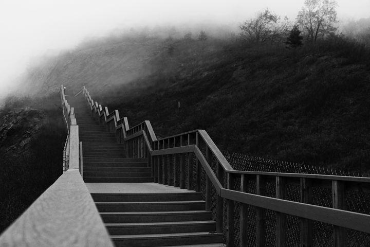 Stairway to Heaven - Justin Davis