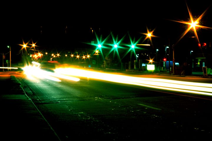 Light Speed - Justin Davis