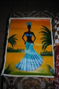 Garifuna Lady