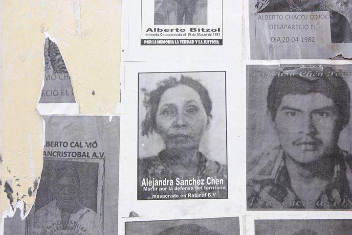 Missing Peoples - Cognivas Arts