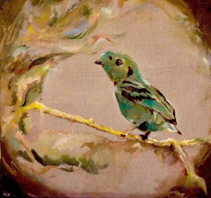 Small Bird - Cognivas Arts