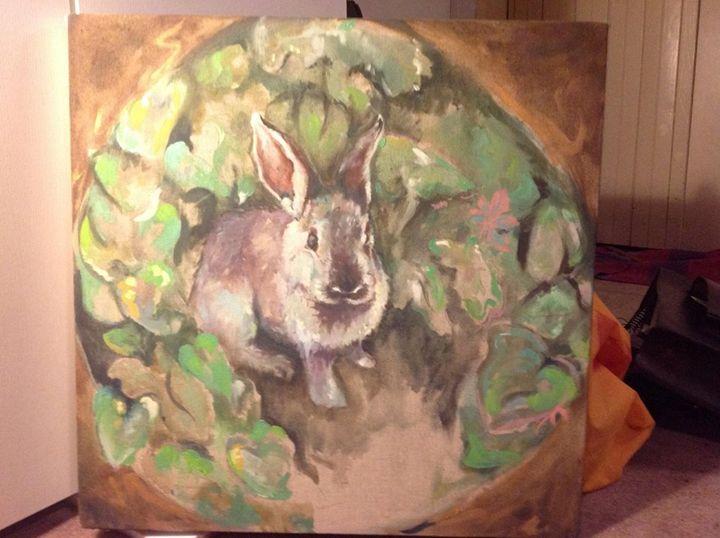 Rabbit - Cognivas Arts