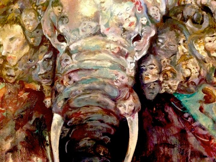 Elephant - Cognivas Arts