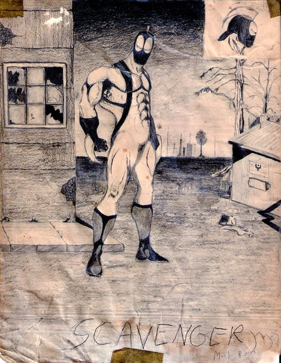 comic piece - marksart