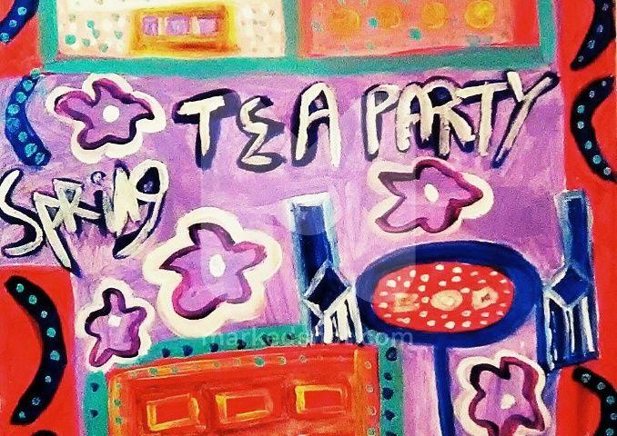 Tea Party - Chic Net