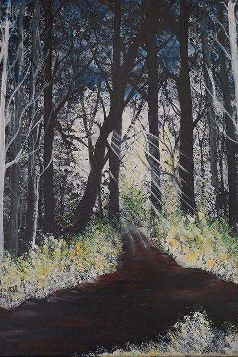 Shining light - Penwell