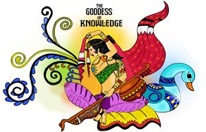 The Goddess of Knowledge