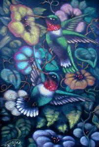 Humminbirds