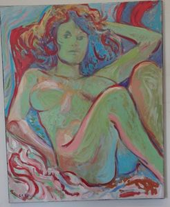 Resting 2006 by E.C. Bell