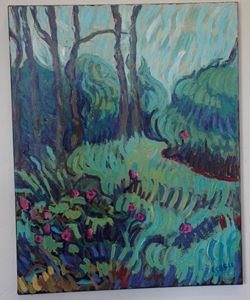 Landscape 2007 by E.C. Bell
