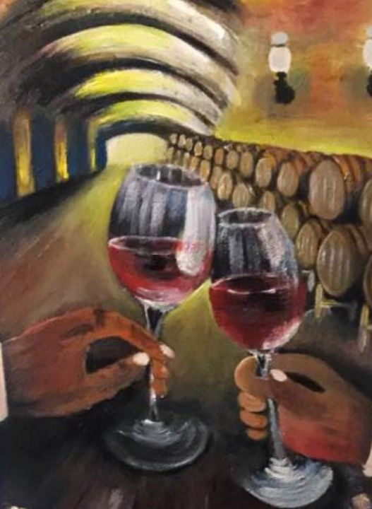 Wine Tasting - AGALLERY