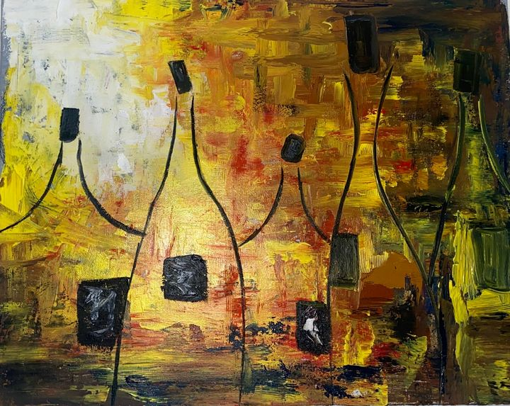 Collection of Bottles - AGALLERY