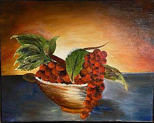 Grapes Bowl