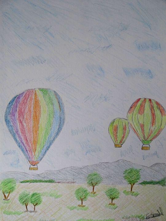 Balloons - Gerja Sprakel Art