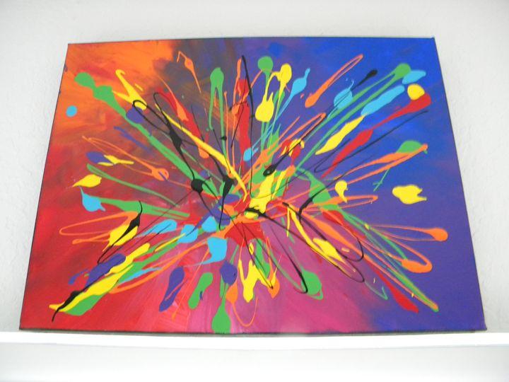 The Big Bang 1 - Abstract Central