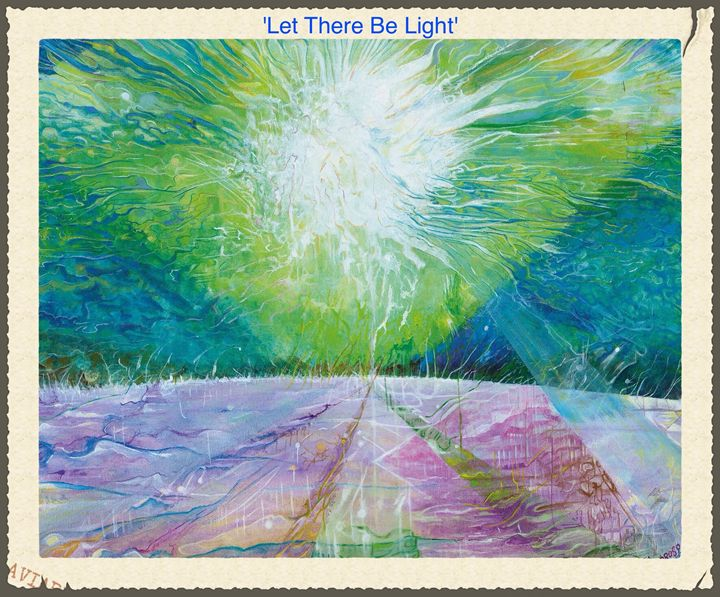 'Let there be light' - Amorart Gallery