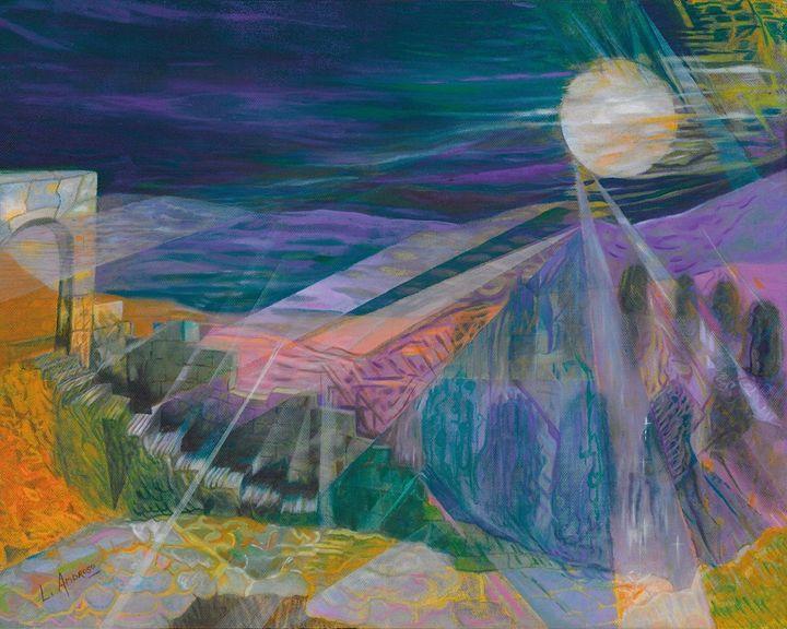 Awakening II - Amorart Gallery